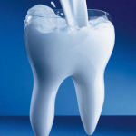 Cuidado de los dientes de leche