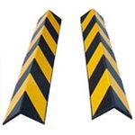 Protectores de columna, fáciles de colocar y de bajo coste.
