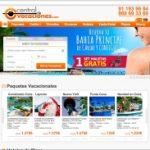 Central de vacances redissenya la seva web