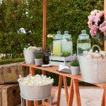 Organización de bodas al aire libre en Madrid