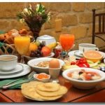 El desayuno la principal comida del día para perder peso.