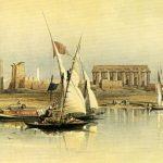 Navegando por las aguas del Nilo